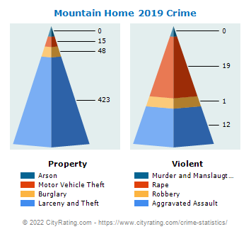 Mountain Home Crime 2019