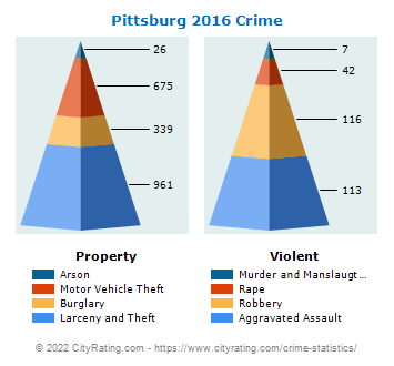 Pittsburg Crime 2016