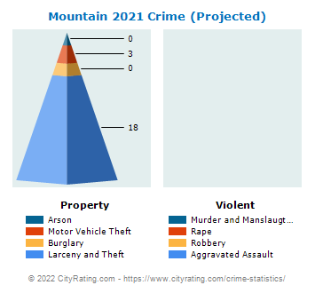 Mountain Village Crime 2021