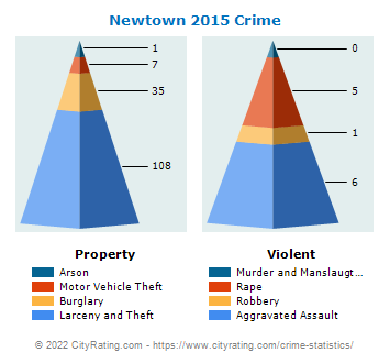 Newtown Crime 2015