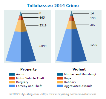 Tallahassee Crime 2014