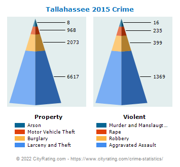 Tallahassee Crime 2015