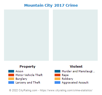 Mountain City Crime 2017