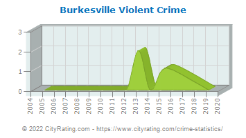 Burkesville Violent Crime