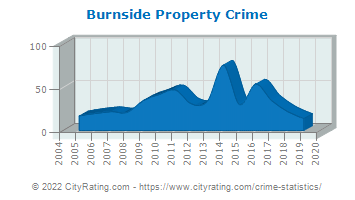 Burnside Property Crime