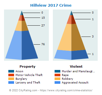 Hillview Crime 2017