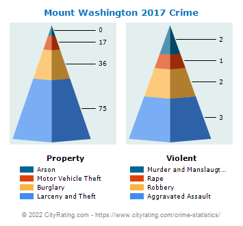 Mount Washington Crime 2017