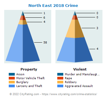North East Crime 2018