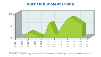 Burr Oak Violent Crime