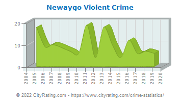 Newaygo Violent Crime