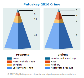 Petoskey Crime 2016