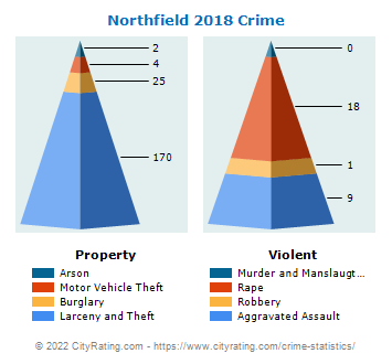 Northfield Crime 2018