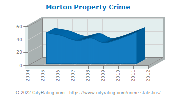 Morton Property Crime