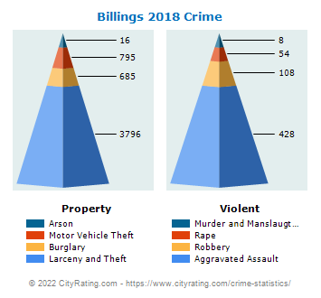 Billings Crime 2018