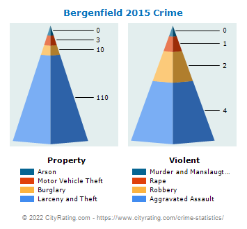 Bergenfield Crime 2015
