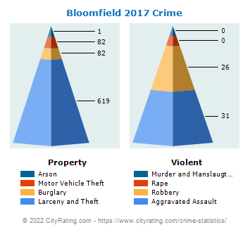 Bloomfield Crime 2017