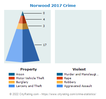 Norwood Crime 2017