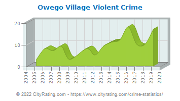 Owego Village Violent Crime