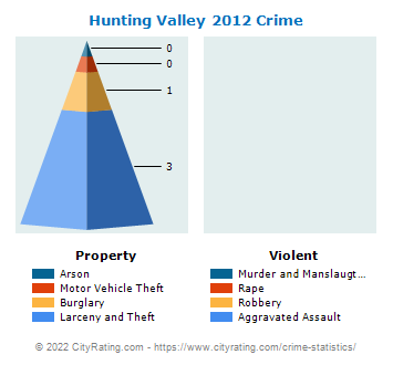 Hunting Valley Crime 2012