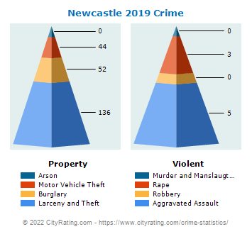 Newcastle Crime 2019