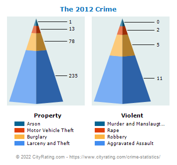 The Village Crime 2012