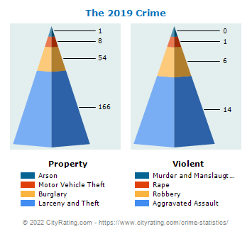 The Village Crime 2019