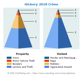 Hickory Township Crime 2018
