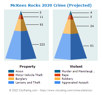 McKees Rocks Crime 2020