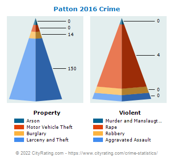 Patton Township Crime 2016