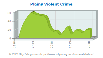 Plains Township Violent Crime