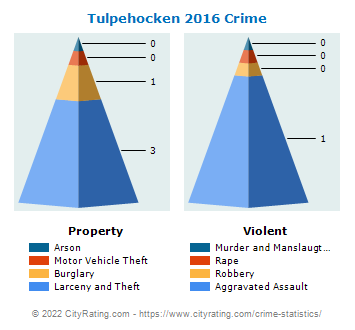Tulpehocken Township Crime 2016