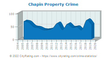 Chapin Property Crime