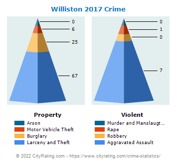 Williston Crime 2017