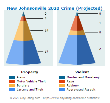 New Johnsonville Crime 2020