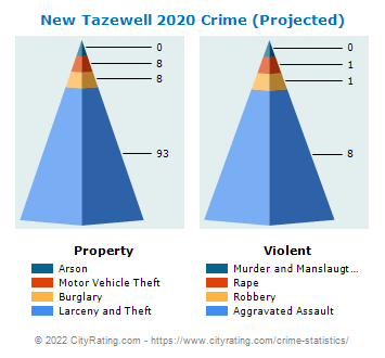 New Tazewell Crime 2020