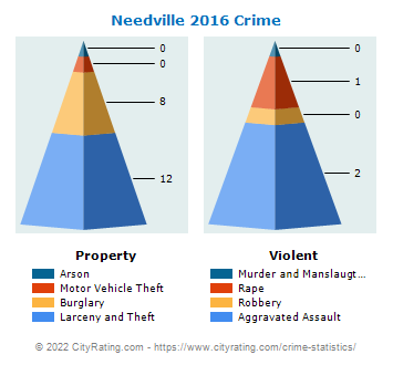 Needville Crime 2016