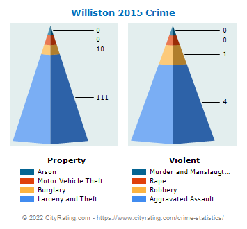 Williston Crime 2015