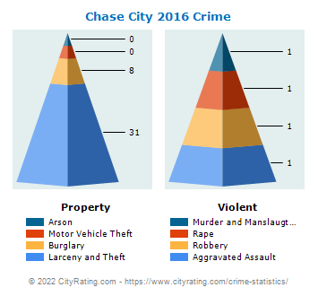 Chase City Crime 2016